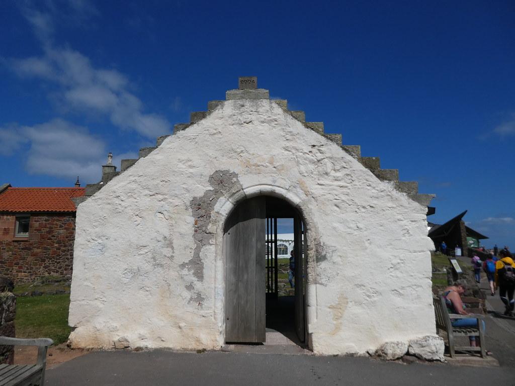 St. Andrews Old Church, North Berwick