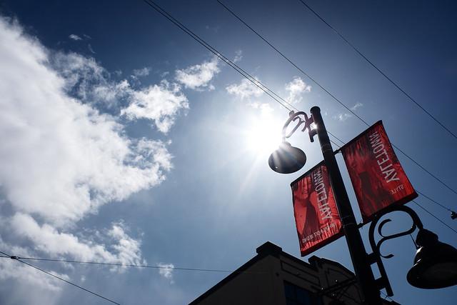 Yaletown sunburst