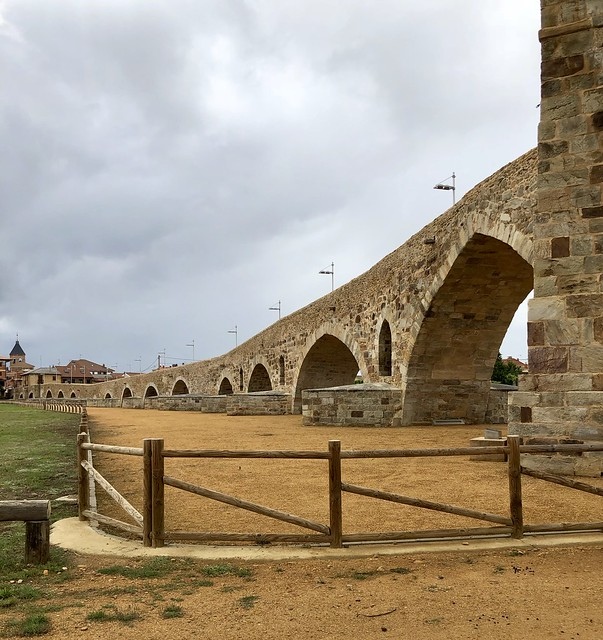 Bridge,Hospital del Orbigo