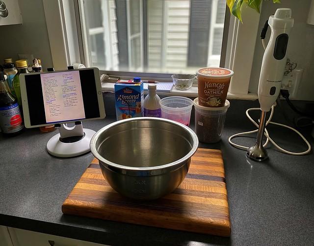 My Kitchen Workspace