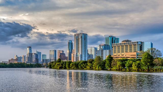 Skyline, Austin, Texas