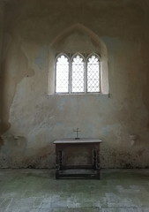 altar and east window