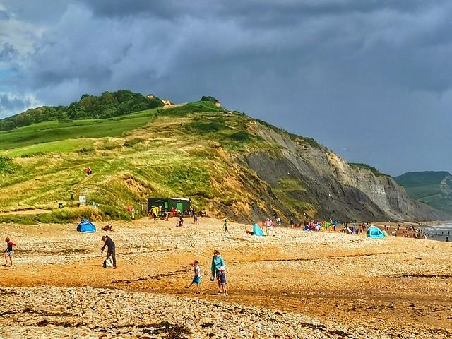 Charmouth Beach