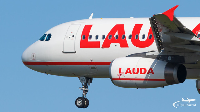 HAM - Lauda Europe Airbus A320 9H-IHD