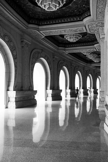 Corridor of dreams