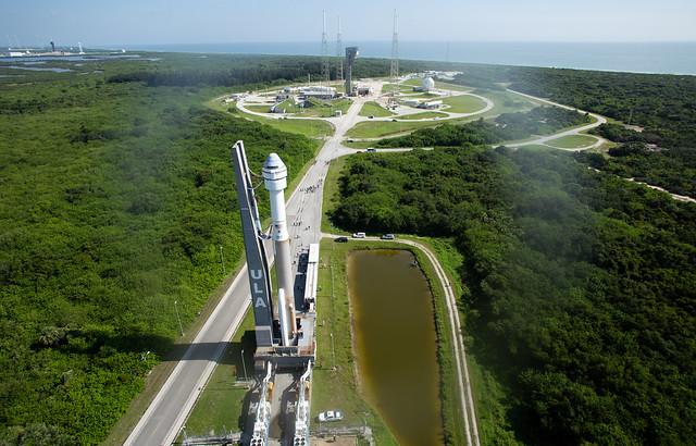 Boeing Orbital Flight Test-2 Prelaunch (NHQ202107290030)