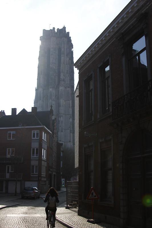 La torre imponente