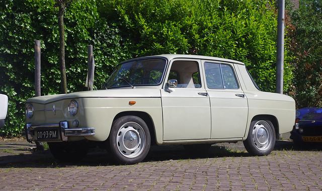 1970 Renault 8 automatique