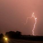 27. Juuli 2021 - 0:16 - Severe Thunderstorm, 26-07-2021 in the evening in Dülmen, Germany