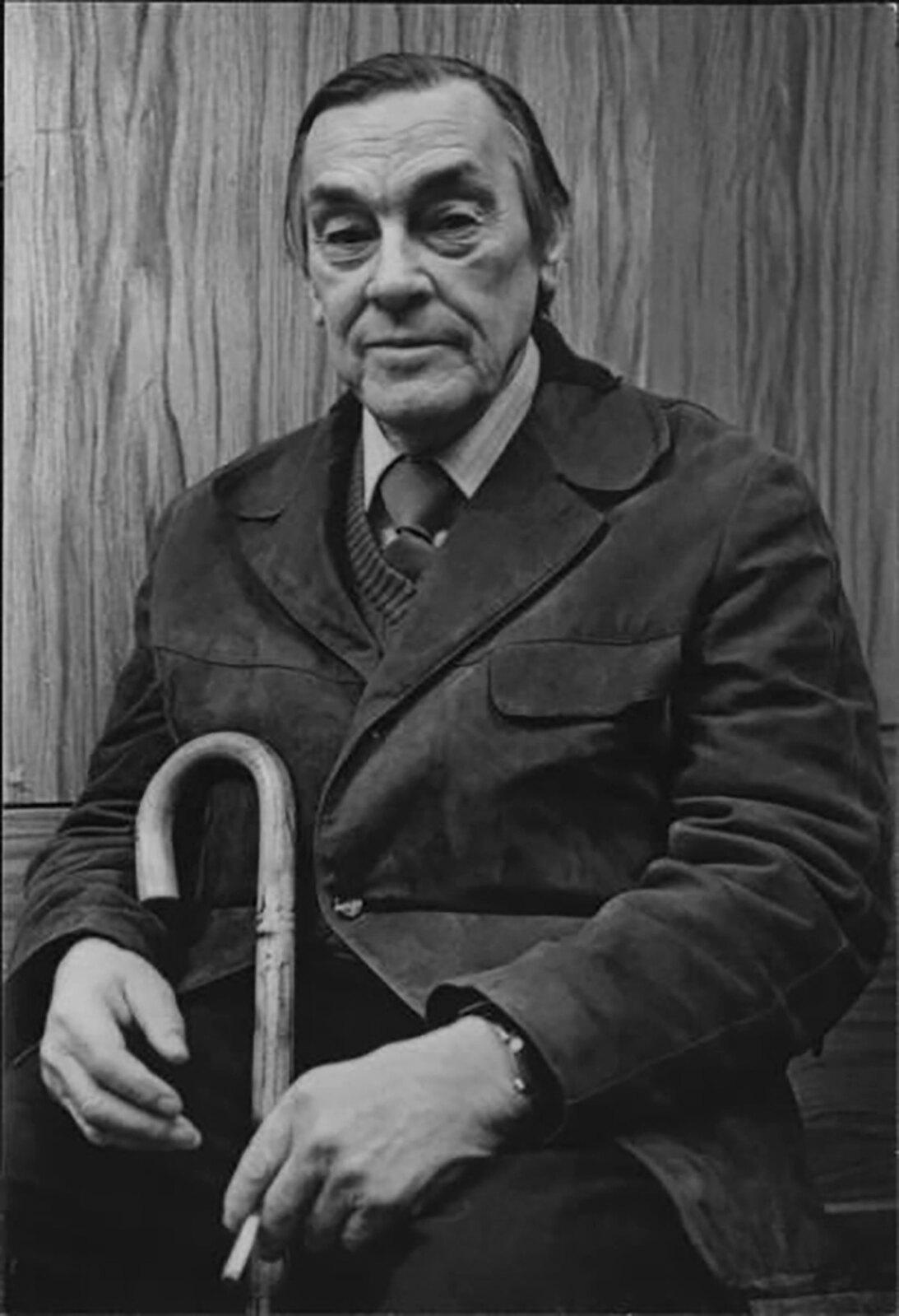 1979. Арсений Тарковский