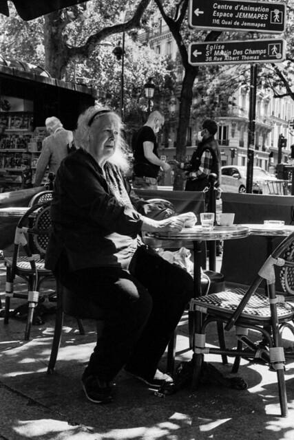 Juillet 2021, Paris