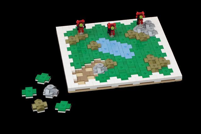 Modular Terrain