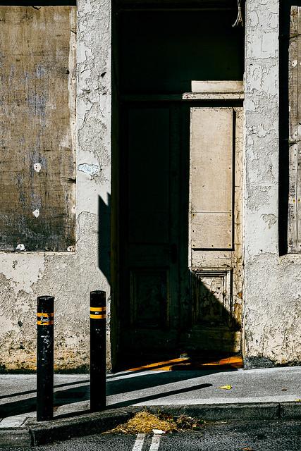 Doorway, Co. Tertiary, Ireland