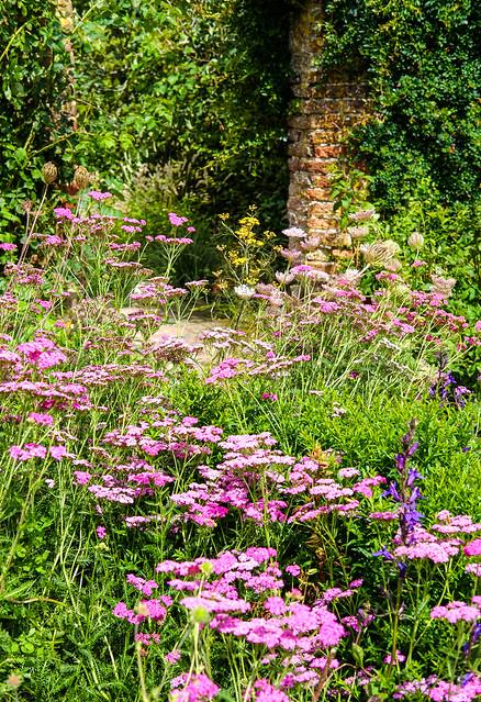Walled Garden Sissinghurst NT Kent