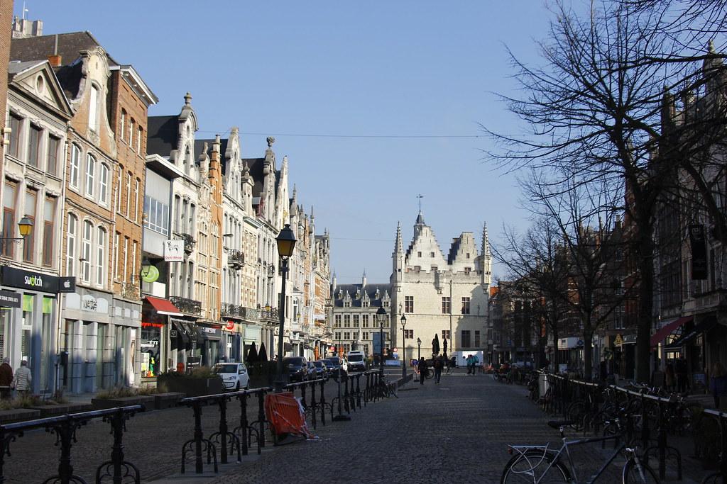 Despertares en Mechelen