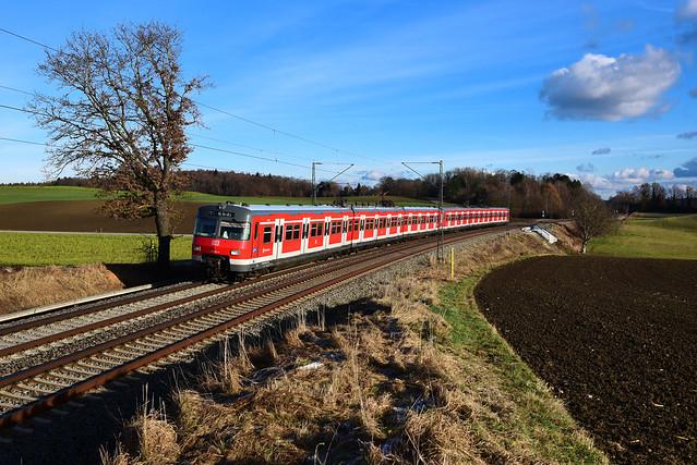 420 952-4 I S-Bahn München I Kottgeisering (13692)