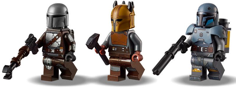 75319: The Armorer's Mandalorian™ Forge