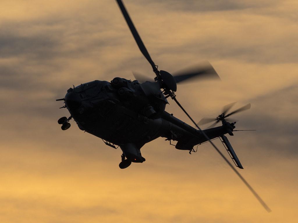 Eurocopter AS332 Super Puma - Swiss Air Force