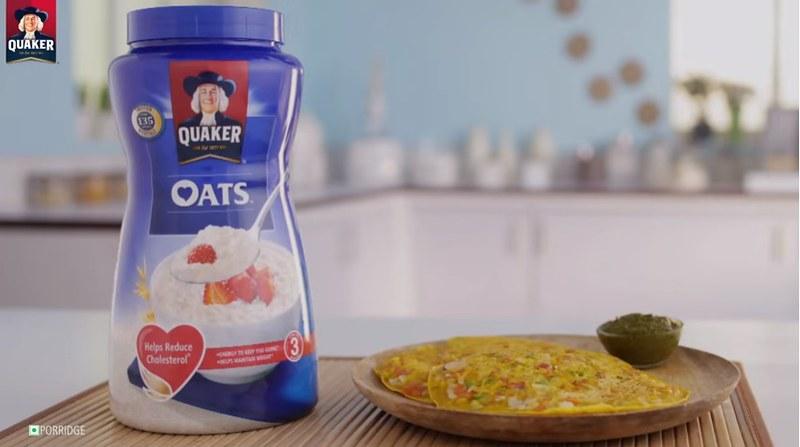 Try New Masala Oats pancake recipe   Quaker Oats