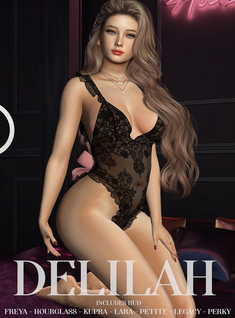 DELILAH // Vanity Event August