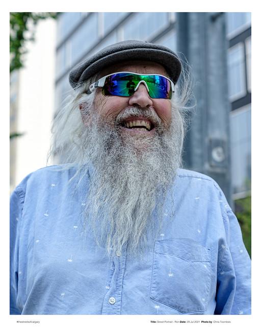 Street Portrait - Ron
