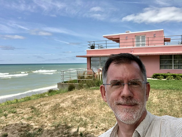 Paul and Florida Tropical House, Century of Progress Homes, Indiana Dunes National Park