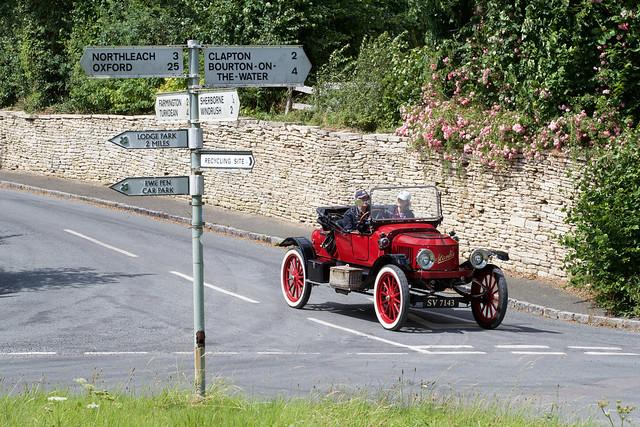 Stanley 606 Gentleman's Roadster (1914)