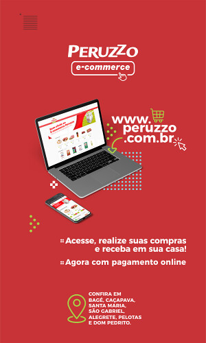 www.peruzzo.com.br - Acesse, compre e receba em casa!