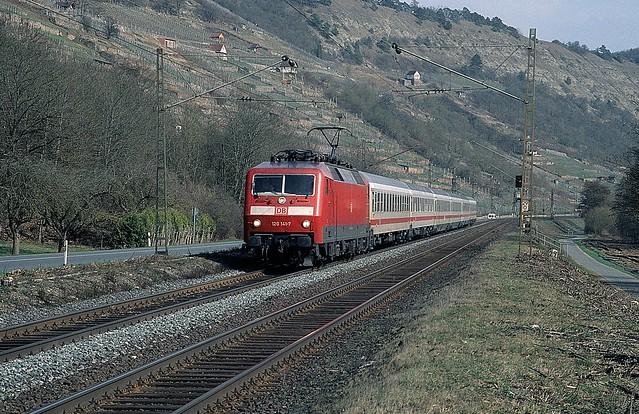120 141  bei Karlstadt  25.03.10