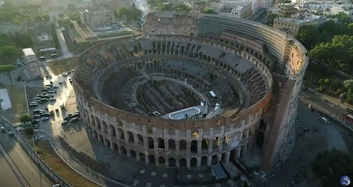 RARA 2021. Draghi: 'Sostegno alla Cultura è cruciale per la ripartenza' - Il ministro Franceschini accoglie le delegazioni al Colosseo: 'E' la linfa della nostra vita.' ANSA & Foto: ROMA RaiNews & MiC_Italia / You-Tube (29/07/2021).