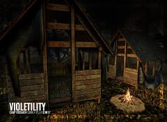 Violetility - Camp Forsaken Cabin