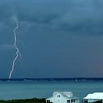 28. Juuli 2021 - 18:47 - Bogue Sound lightning