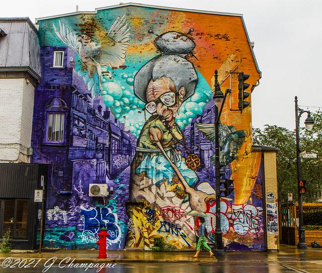 #30 Grafiti (Street Art)
