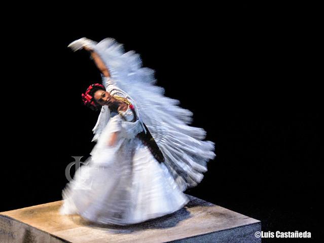 Dancer. Ballet Folkórico de México