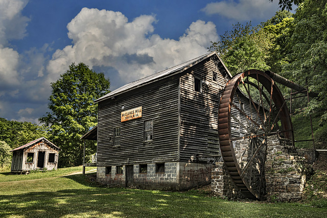 McClung's Mill (Explored)