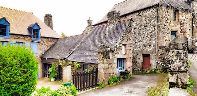 Bazouges la Pérouse, Bretagne.