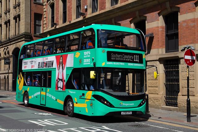 Stagecoach Manchester   14027