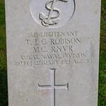 Sub-Lieutenant Thomas Irving C Robison