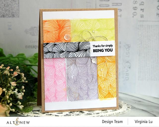 Altenew-Flowing Lines Stamp Set-PAF Fashion Monger Dahlia Stamp-001