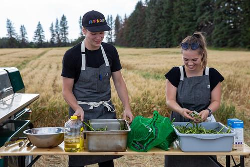 Feast in the Field