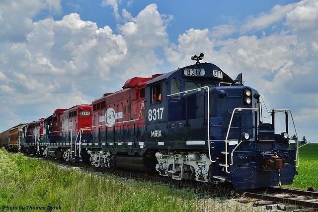 MRIX 8317, Heyworth, IL