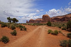 Somewhere in Navajo country
