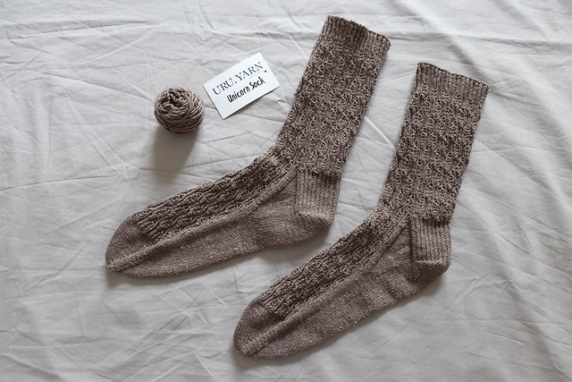 Squeezed Citrus socks