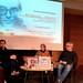 """Presentación del documental """"Si me borrara el viento..."""" (IC Estocolmo, 2019)"""