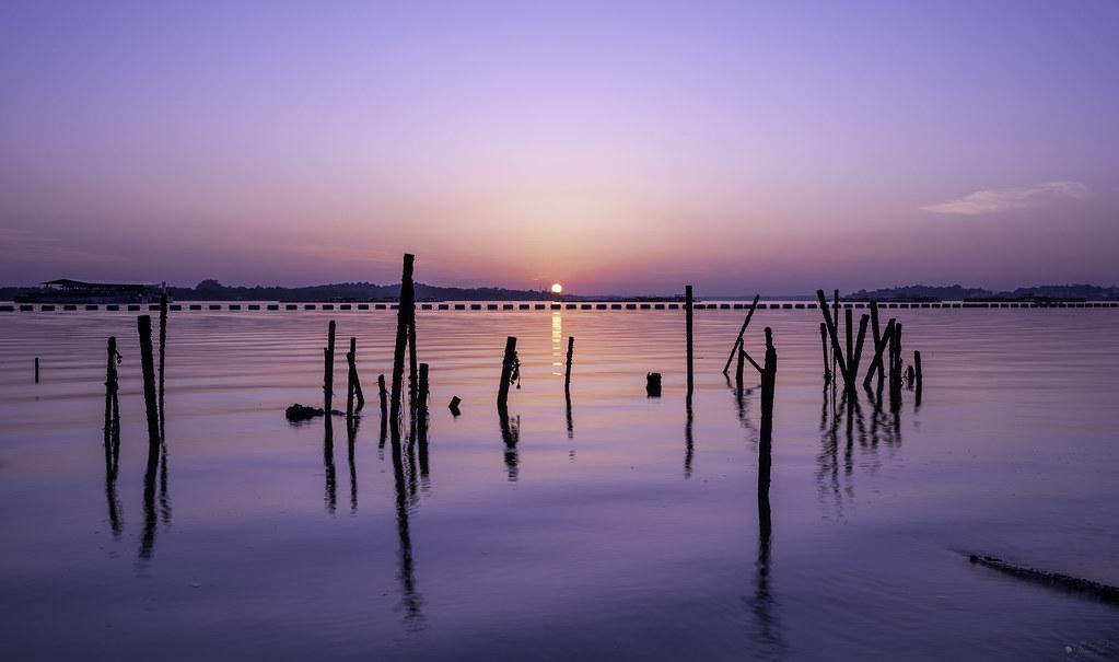 The Stick Sunrise