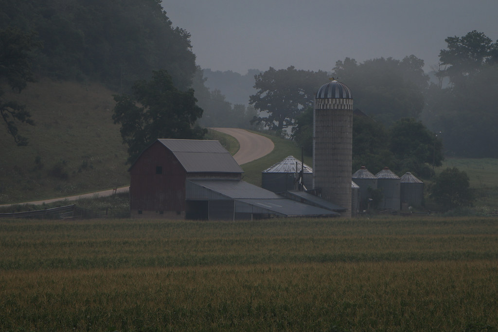 Farm in the Platte Valley