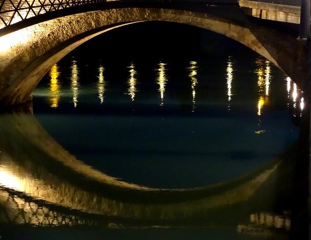 Une arche du Pont Vieux