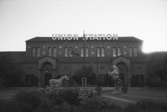 Union Station - Ogden, Utah.