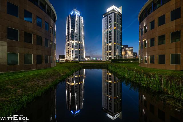 South Holland - Dutch Dubai :)