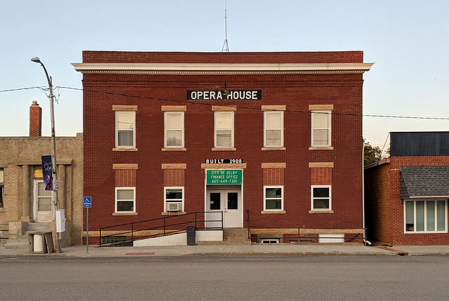 Selby opera house
